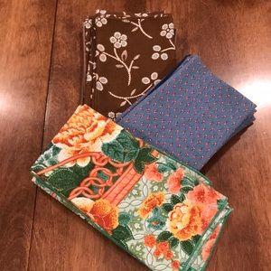 Linen napkin bundle